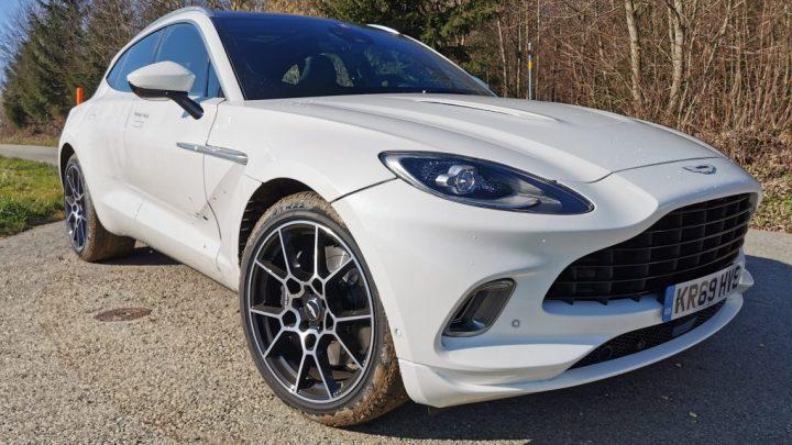 Aston Martin DBX | Erster Eindruck |
