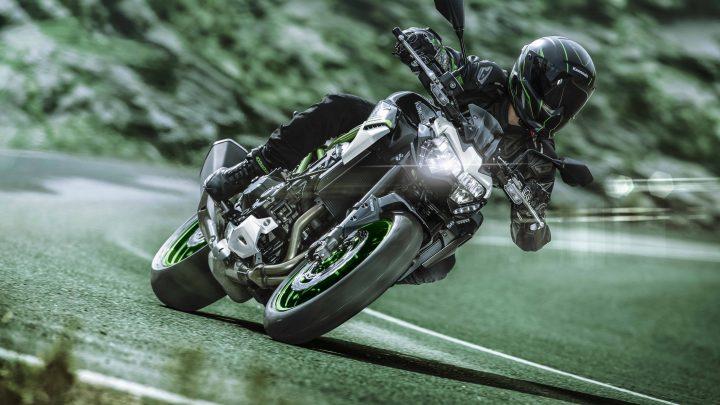 Kawasaki-Motorräder im Jahr 2021 werden geringfügige Änderungen bieten.