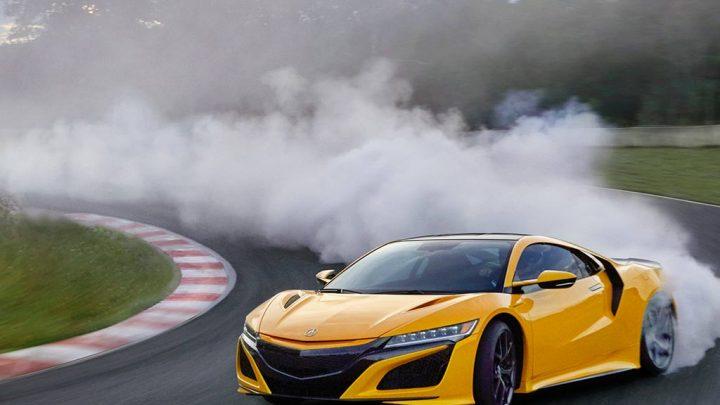 Bereitet Honda einen Sport-SUV mit NSX-Design vor?