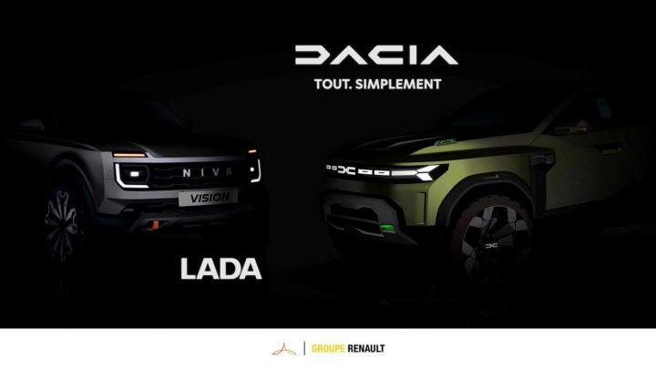 Lada-Fahrzeuge werden künftig nur noch auf der Renault-Plattform gebaut. Wird Lada ein reguläres Fahrzeug der Allianz?