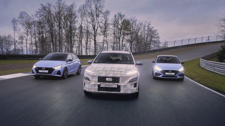Hyundai hat offiziell einige Informationen über den Kona N veröffentlicht. Was wird der Hot-SUV bieten?