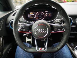 Test Audi TT 45 TFSI