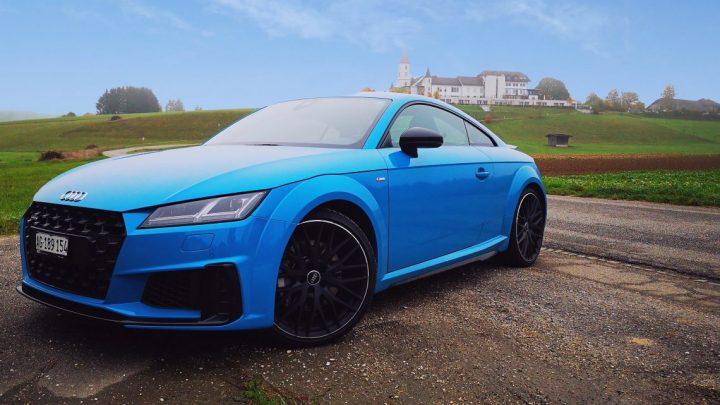 Video: Test Audi TT 45 TFSI Quattro S-Line
