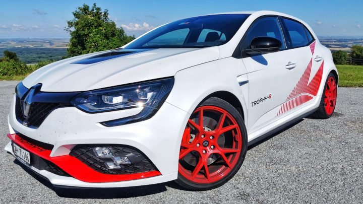 Renault Megane RS Trophy-R | Test |
