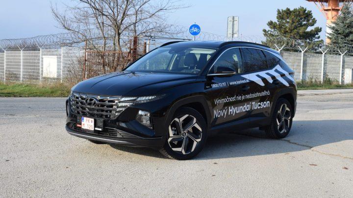 Test: Hyundai Tucson 1,6 CRDi Premium. Tucson hat uns im Test überrascht.