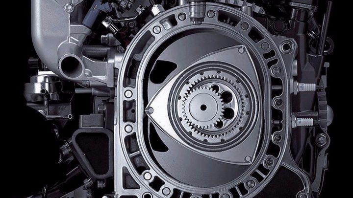 Wir werden auf den Mazda mit dem Wankel-Rotationsmotor warten.
