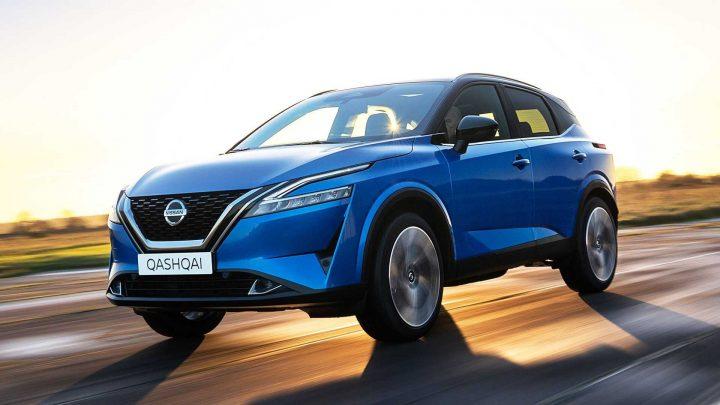 Der neue Nissan Qashqai erhält ein neues Design und eine neue Hybridtechnologie.