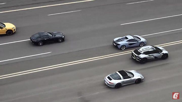 Ist der neue Kia EV6 GT schneller als Ferrari, Lamborghini oder McLaren?