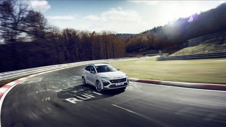 Der Hyundai Kona N ist der erste SUV in der N-Familie. Er bietet 280 PS und viele neue Funktionen.