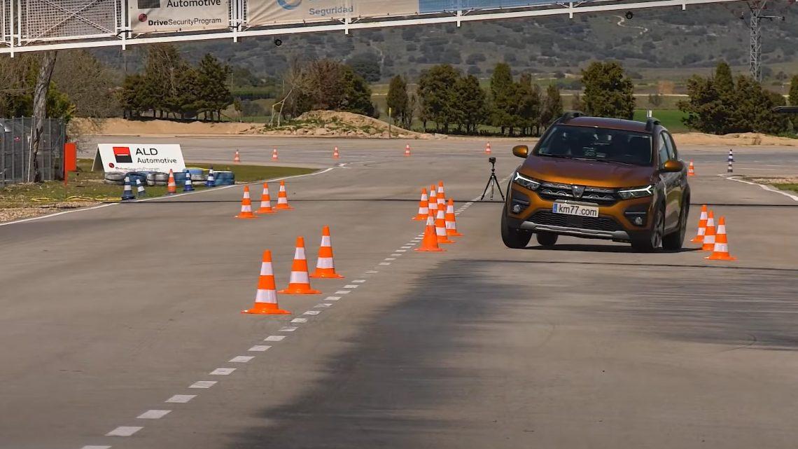 Dacia Sandero hat den Elchtest besser bestanden als Volkswagen Golf oder Audi A3.