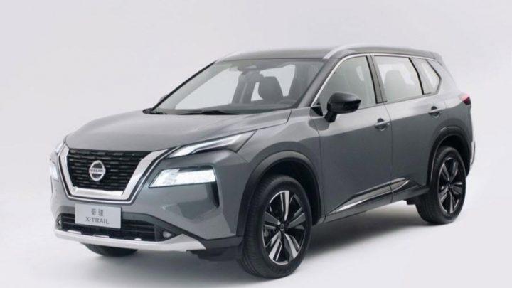 Der neue Nissan X-Trail verfügt über ein modernes Interieur und ein Hybrid-E-Power-System.