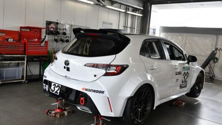 Toyota hat einen Sportwagen vorgestellt, der Wasserstoff verbrennt.