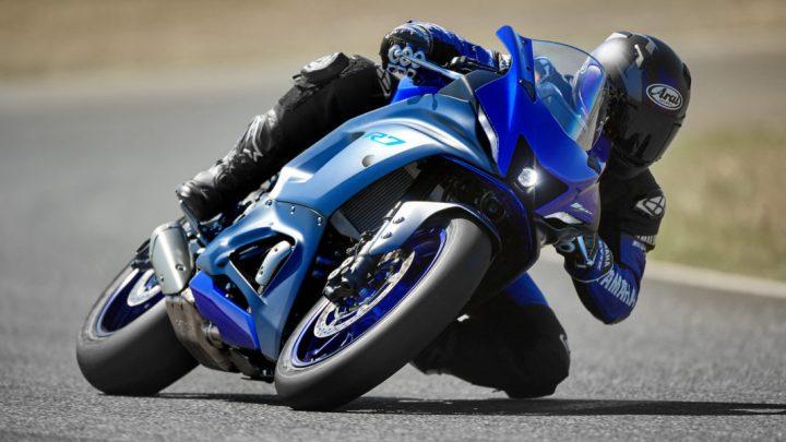 Der neue Yamaha R7 ist ein zivilisierter Joghurt.  Was bietet dieses Motorrad?
