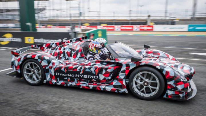 Toyota produziert einen Supersport mit 986 PS.