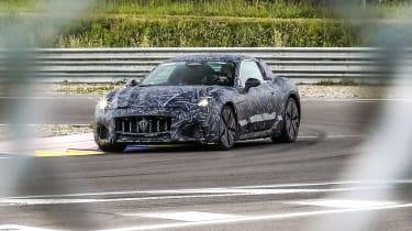 Der neue GranTurismo wird das erste Elektrofahrzeug von Maserati sein.