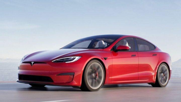 Tesla stellte das schnellste Model S mit brutaler Leistung vor.