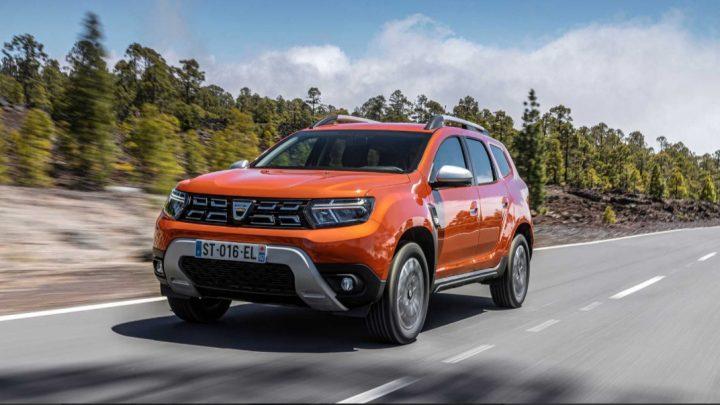 Dacia Duster wurde einem Facelift unterzogen.  Neues Design und neue Elemente.
