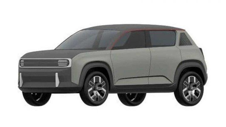 Renault wird in Anlehnung an den Renault 4 einen elektrischen Crossover einführen.