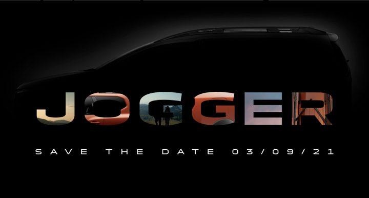 In wenigen Tagen wird der neue Siebensitzer Dacia Jogger vorgestellt.