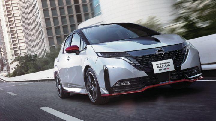 Der Nissan Note NISMO hat ein sportliches Design, aber erwarten Sie kein Wunder unter der Haube.