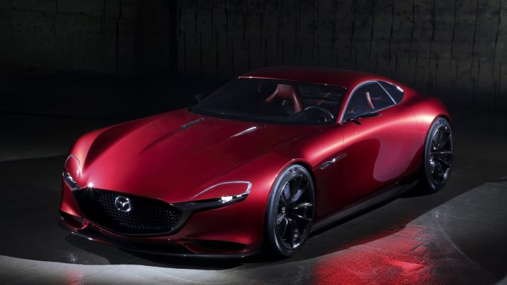 Mazda hat sich ein neues Coupé patentieren lassen. Wird der neue Wankelmotor bekommen?