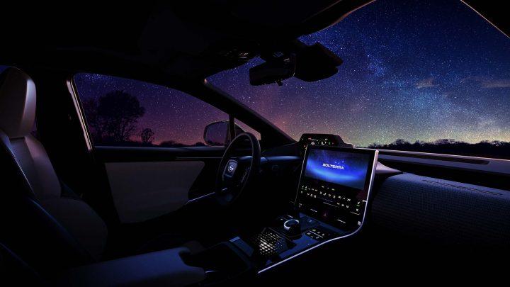 Das ist der neue Elektro-Subaru Solterra.