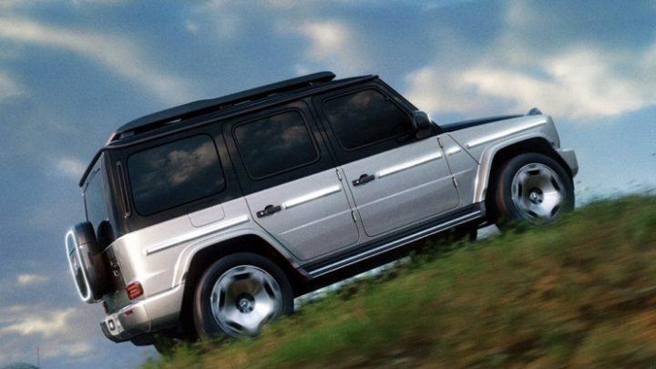 Auch die legendäre Mercedes G-Klasse wird elektrisch.  Es wird EQG heißen.