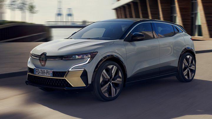 Das ist der neue Renault Megane E-Tech Electric.