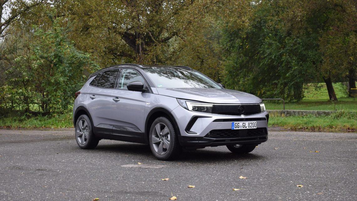 Test Opel Grandland 2022 1.5 CDTi    Welche Veränderungen bietet Grandland?