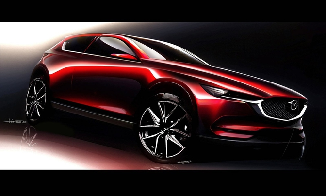 Mazda wird nächstes Jahr neue Modelle vorstellen.  Es werden sechs Zylinder sowie Wankel angeboten.